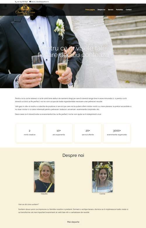Site pentru un magazin online de invitatii digitale 5