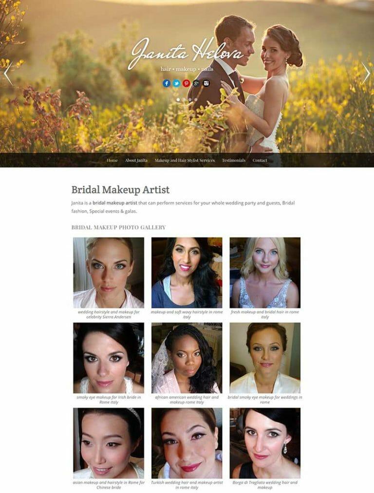Site pentru un magazin online de invitatii digitale 4