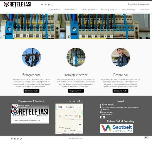Site pentru un magazin online de invitatii digitale 2